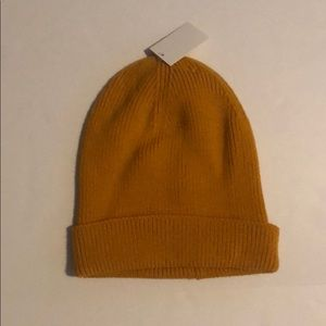 FREE W. PURCHASE F21 Beanie